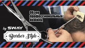 Ножницы Sway Barber Style