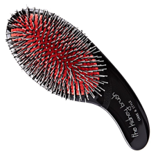 Щетка Olivia Garden The Kidney Brush Care&Style красная
