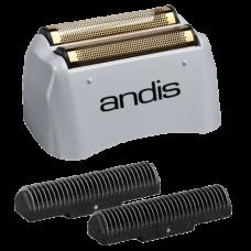 реющая головка и 2 ножа для шейвера ANDIS TS-1
