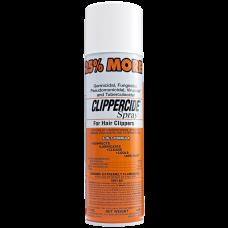 Barbicide clippercide спрей-фэрозоль для дезинфекции и смазки машинок.500мл