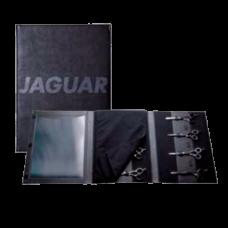 Папка - экспозитор JAGUAR для 14-ти ножниц пустая